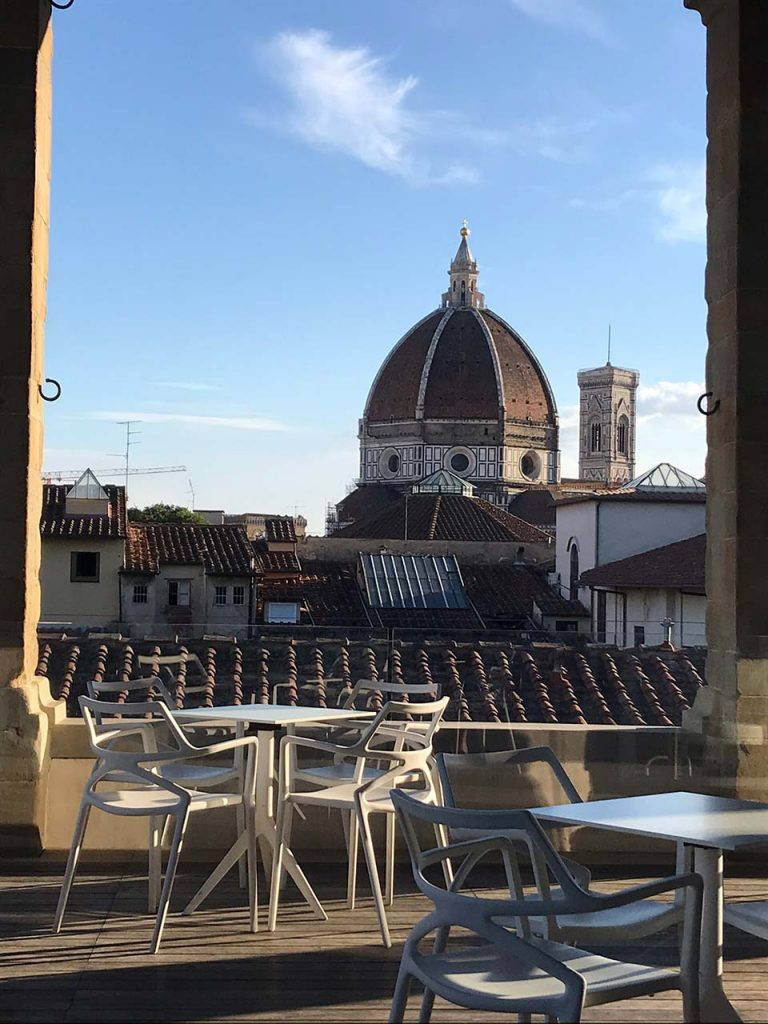 Cafe Verone in Florenz
