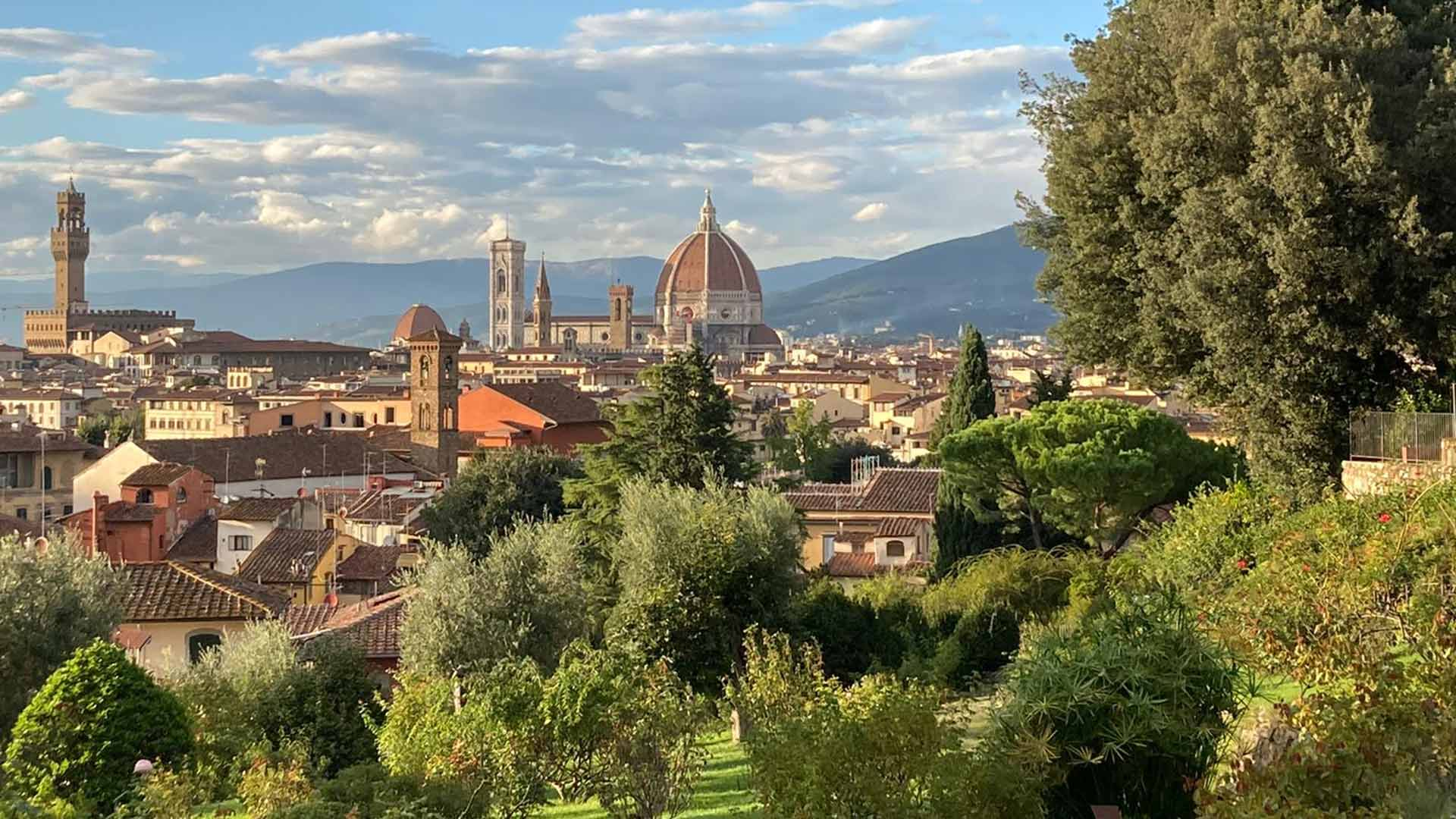 Piazzale Michelangelo in Florenz: Sehenswürdigkeiten