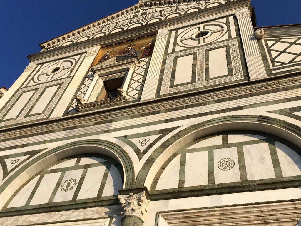 San Miniato a Monte in Florenz