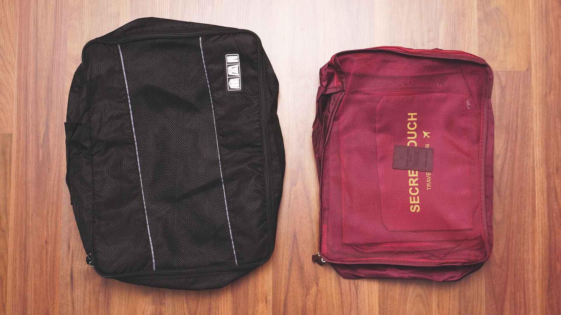 Backpacking Packliste Südostasien - Packtaschen