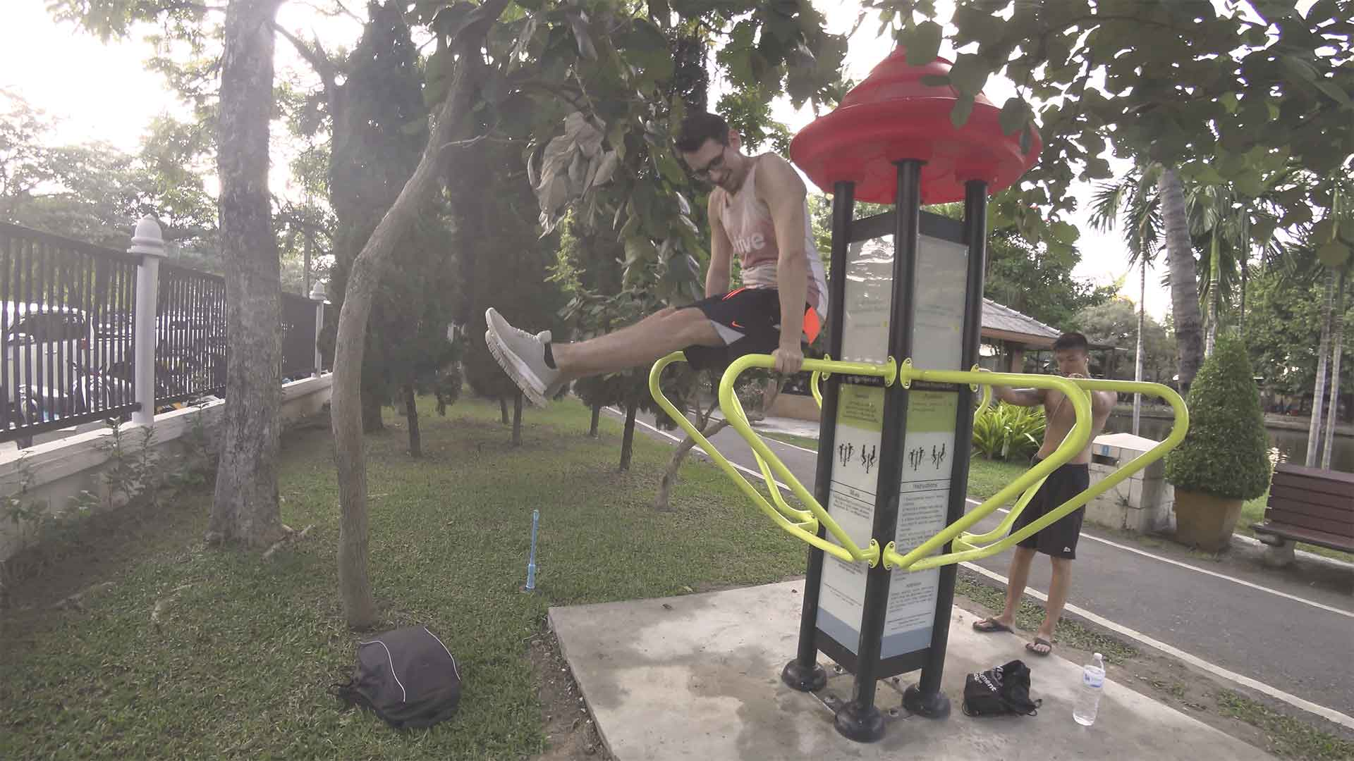Chiang Mai Park Fitness