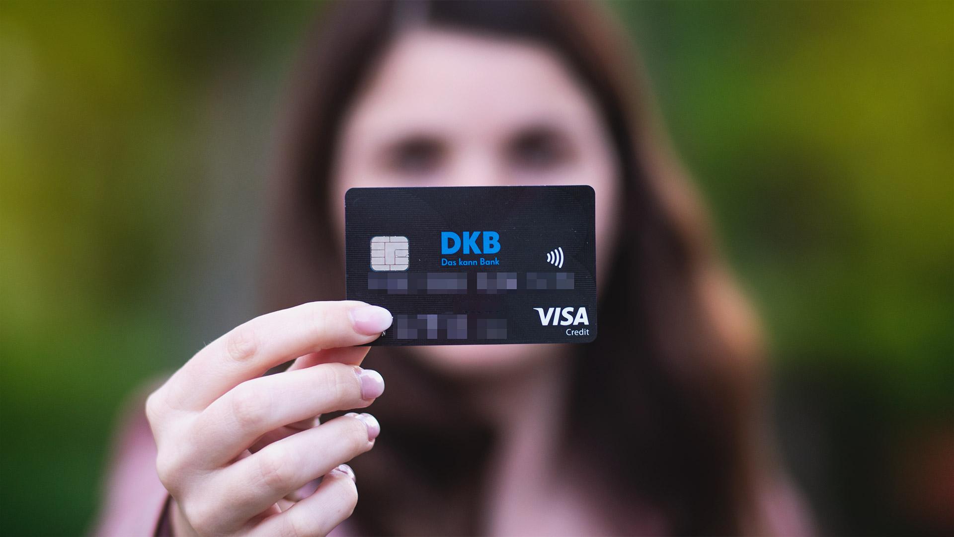 Kreditkarte der DKB für deine Weltreise