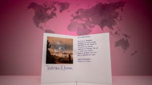 Audio Postkarte von MyPostcard