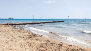 Lignano Sabbiadoro - Strand und Meer