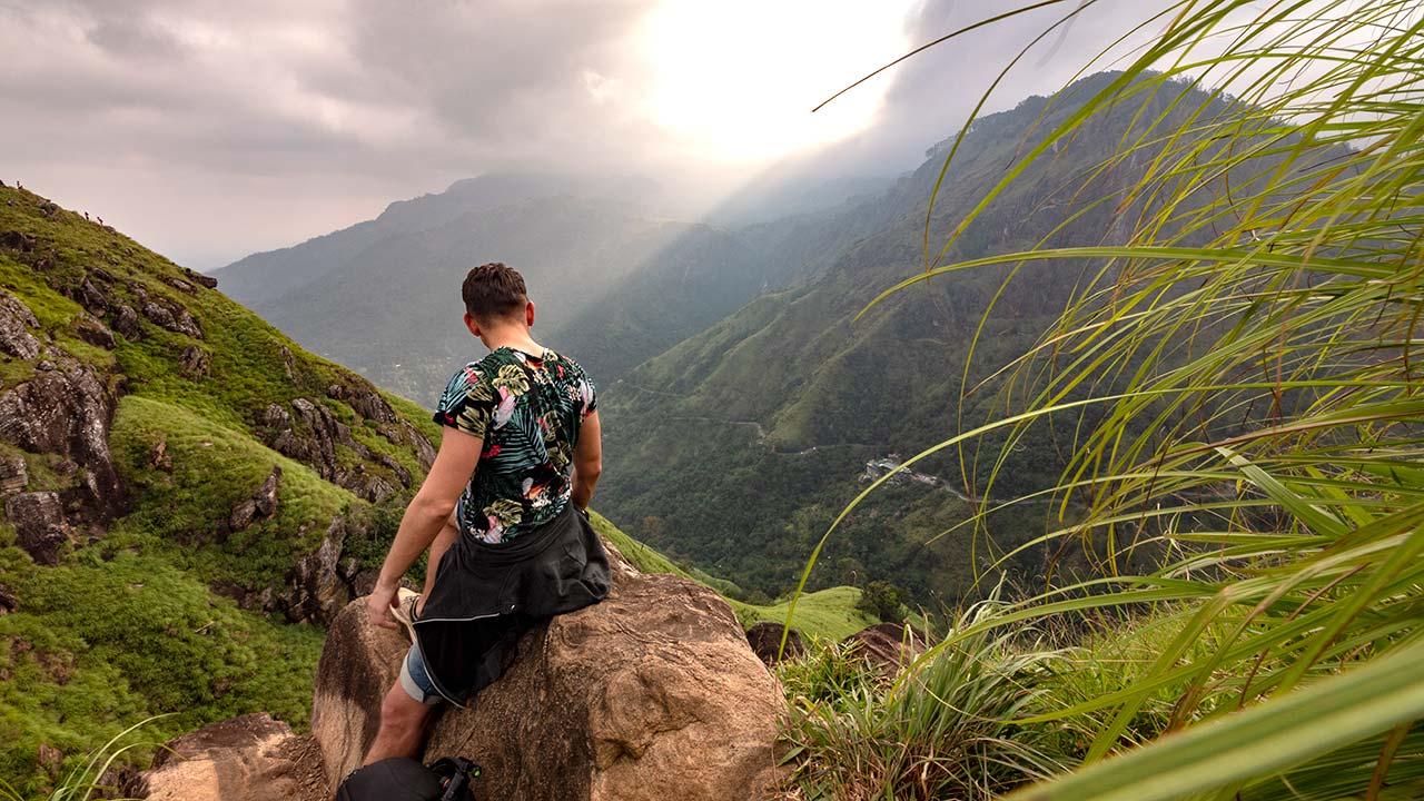 Titelbild - Ella in Sri Lanka