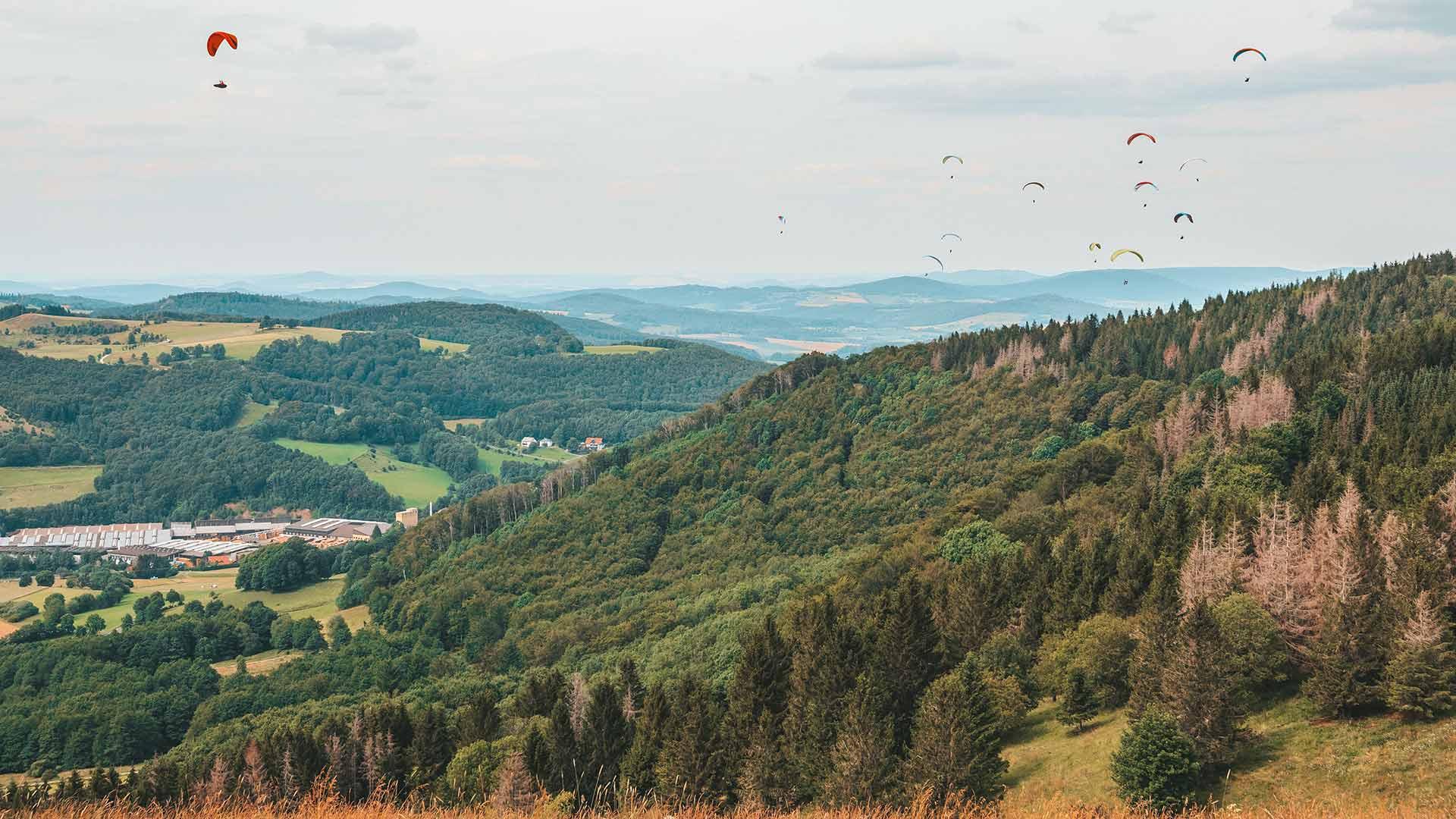 Reiseziele in Hessen