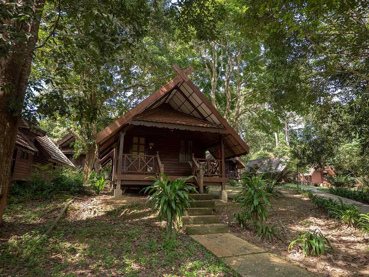 Mutiara Taman Negara Hotel: Bungalow