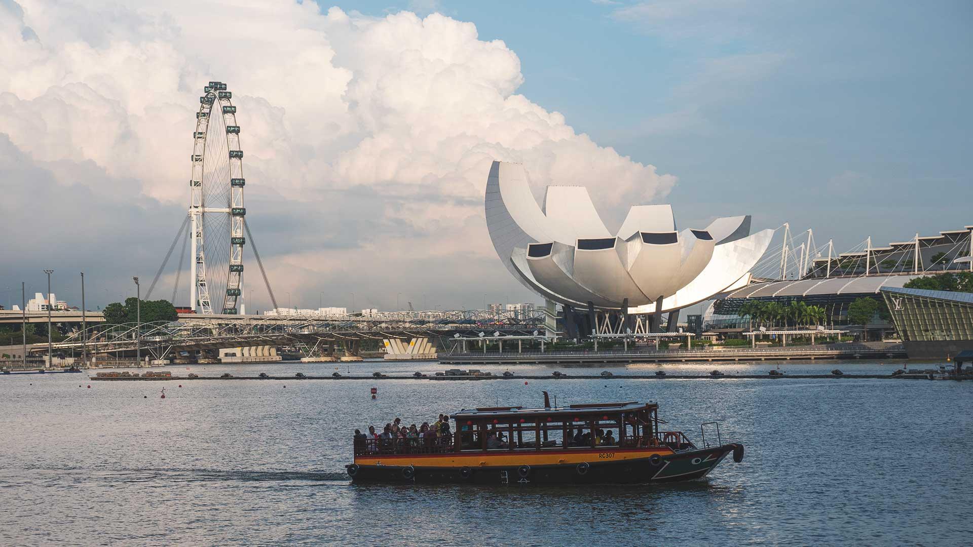 Singapur Sehenswürdigkeiten - unsere Highlights in der Metropole!