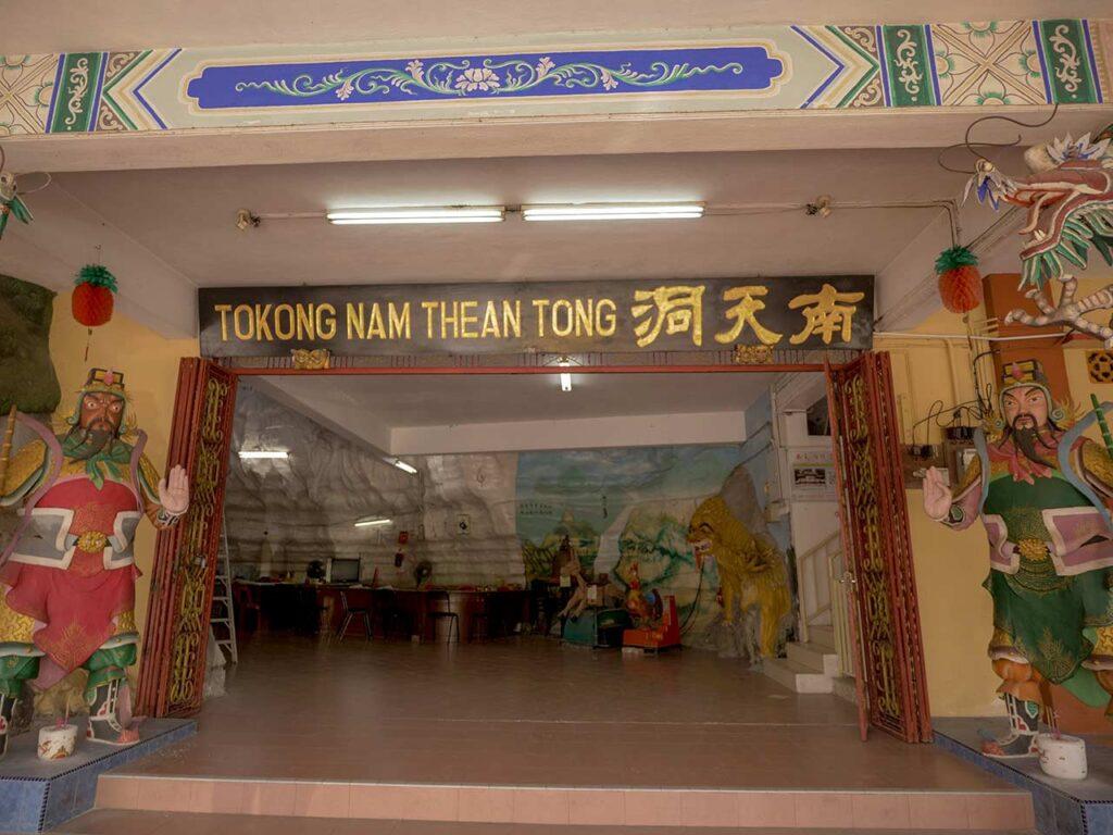 Tokong Nam Thean Tong Tempel in Ipoh