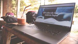 Dell XPS 15 9560 Laptop - Schreiben am Vakuya Blog