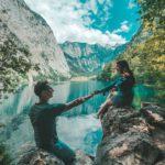 Vakuya Presets: Königssee Obersee Reklektion nachher